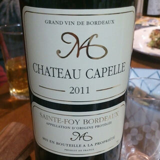 Ch. Capelle Rouge