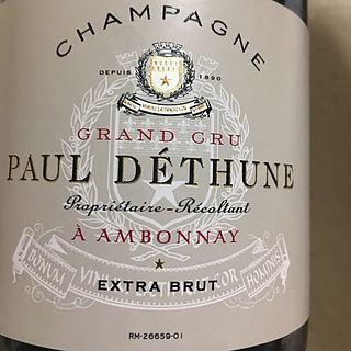 Paul Déthune Extra Brut