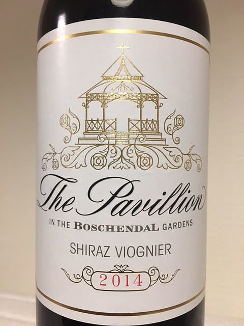 Boschendal The Pavillion Shiraz Viognier