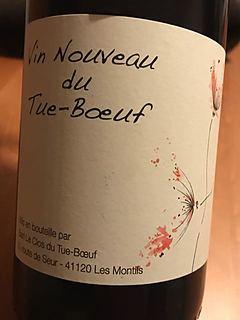 Vin Nouveau du Tue Boeuf Rouge