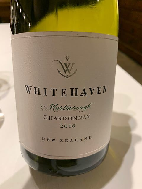Whitehaven Chardonnay