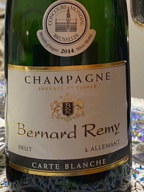 Bernard Remy Blanc de Blancs Brut
