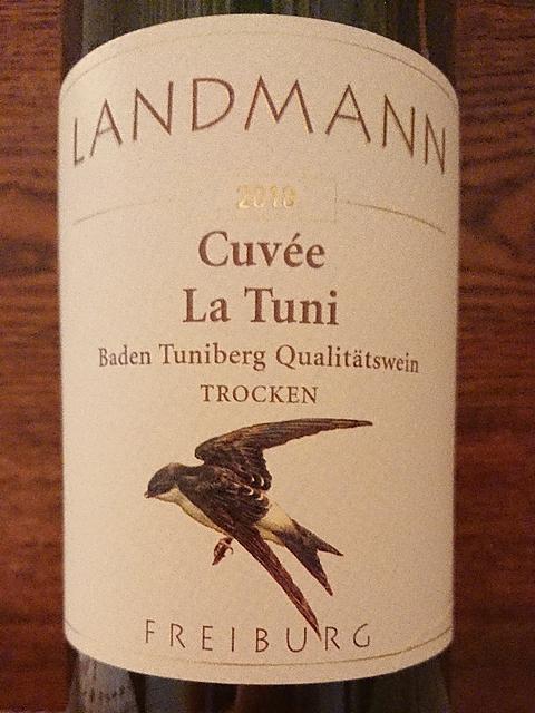 Landmann Cuvée La Tuni