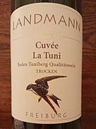 Landmann Cuvée La Tuni(2018)