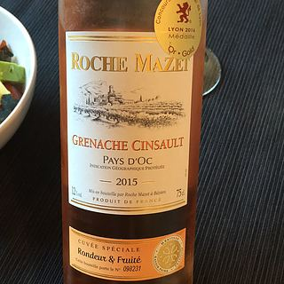Roche Mazet Grenache Cinsault