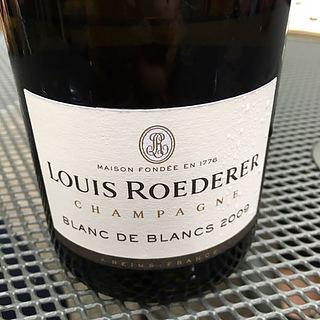 Louis Roederer Blanc de Blancs Vintage(ルイ・ロデレール ブラン・ド・ブラン ヴィンテージ・)