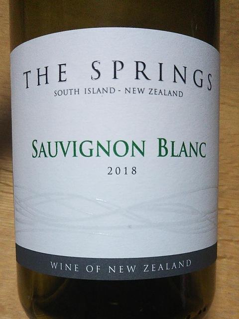 The Springs Sauvignon Blanc