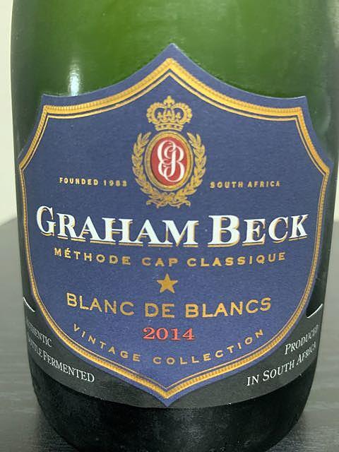 Graham Beck Brut Blanc de Blancs