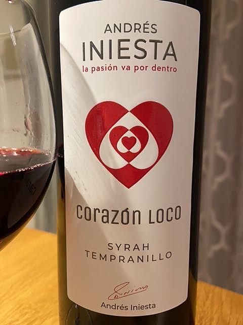 Corazón Loco Tinto(コラソン・ロコ ティント)