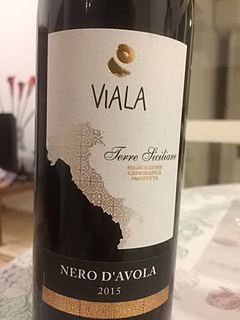 Viala Nero d'Avola(ヴィアラ ネロ・ダーヴォラ)