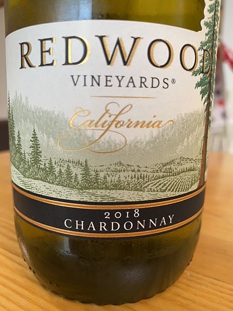 Redwood Vineyards Chardonnay