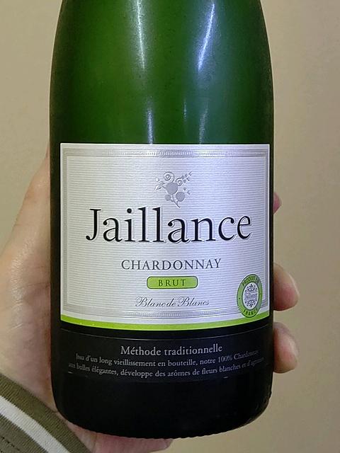 Jaillance Chardonnay Blanc de Blancs Brut
