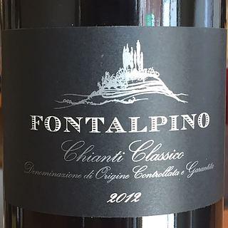 Fontalpino Chianti Classico(フォンタルピーノ キャンティ・クラッシコ)