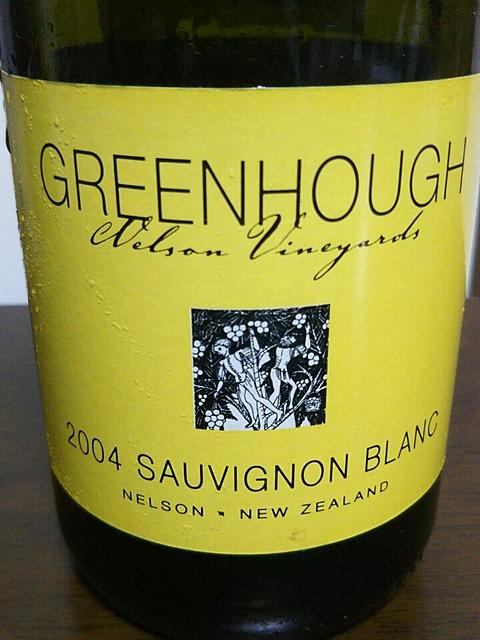 Greenhough Sauvignon Blanc