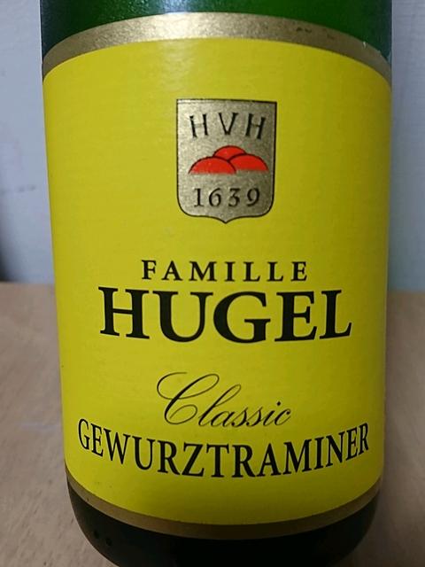 Hugel Classic Gewürztraminer