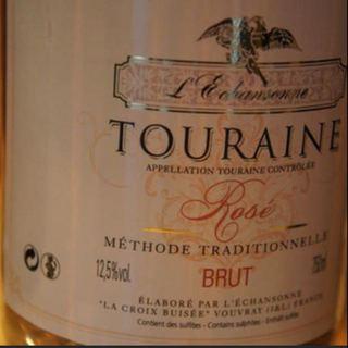 l'Echansonne Touraine Rosé Brut