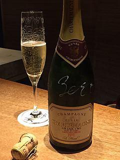 Champagne Cuvée Charlemagne Les Coulmets