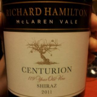 Richard Hamilton Centurion Old Vine Shiraz