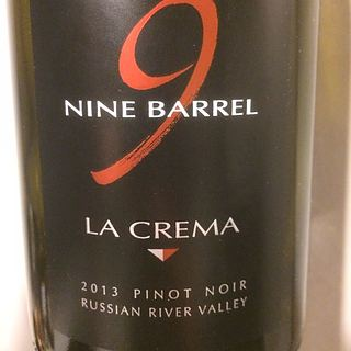 La Crema Nine Barrel Pinot Noir