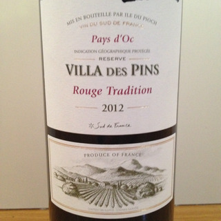 Villa des Pins Rouge Tradition