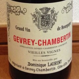 Dominique Laurent Gevrey Chambertin Vieilles Vignes