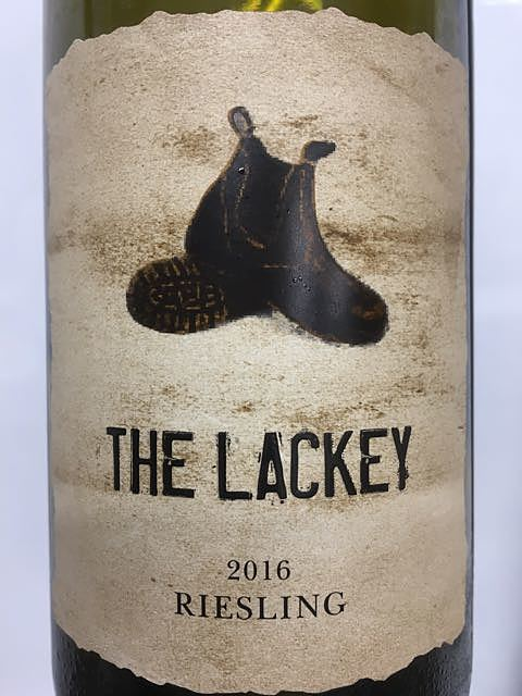 The Lackey Riesling