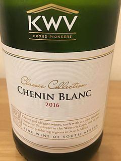 KWV Classic Collection Chenin Blanc