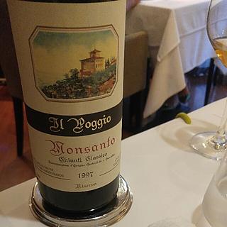 Castello Monsanto Chianti Classico Riserva Il Poggio