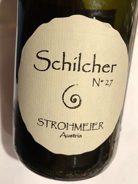 Strohmeier Schilcher N°27