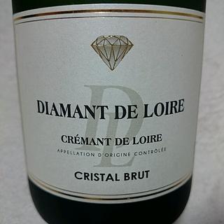 Diamant de Loire Crémant de Loire Cristal Brut