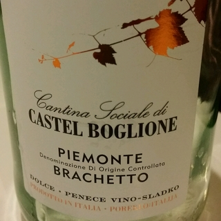 Cantina Sociale di Castel Boglione Piemonte Brachetto(カンティーナ・ソシアーレ・ディ・カステル・ボリオーネ ピエモンテ ブラケット)