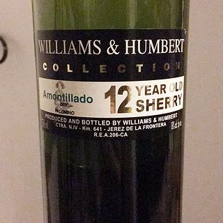 Williams & Humbert Collection Amontillado 12 Years Old