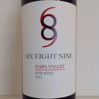 689 Cellars Six Eight Nine Napa Valley Red