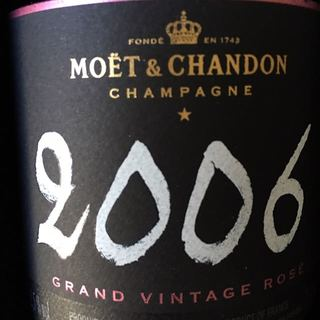 Moët et Chandon Grand Vintage Rosé