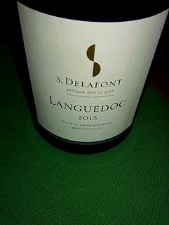 S. Delafont Languedoc Rouge