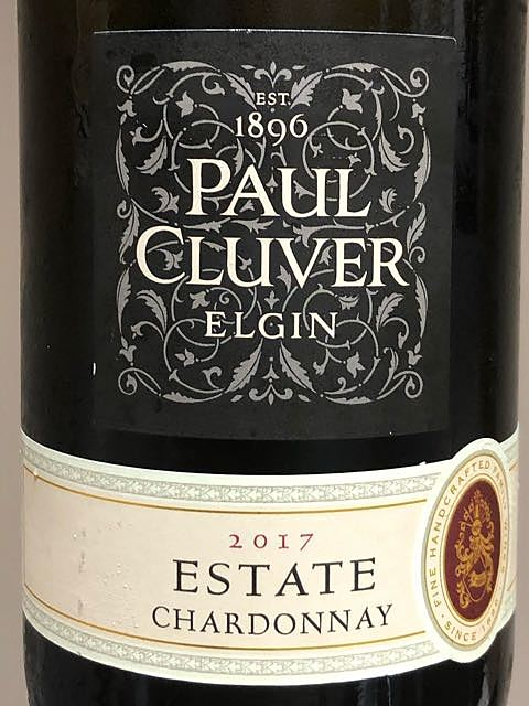 Paul Cluver Estate Chardonnay