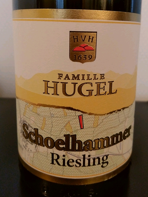 Famille Hugel Riesling Schoellhammer