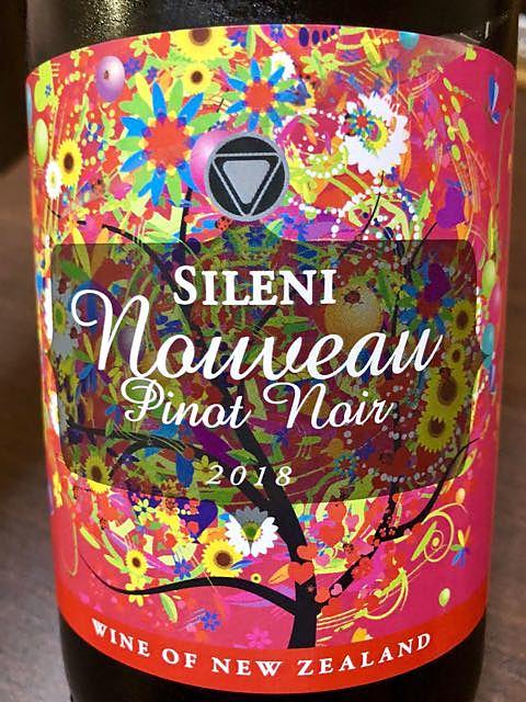 Sileni Nouveau Pinot Noir