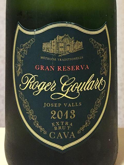 Roger Goulart Gran Cuvée Josep Valls Extra Brut