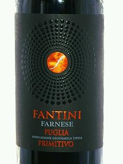 Fantini Primitivo Puglia