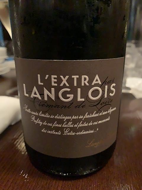 L'Extra par Langlois Crémant de Loire
