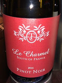 Tortoise Creek Le Charmel Pinot Noir(タートス・クリーク レ・シャルメル ピノ・ノワール)