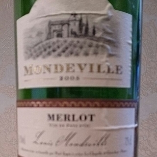 Mondeville Merlot