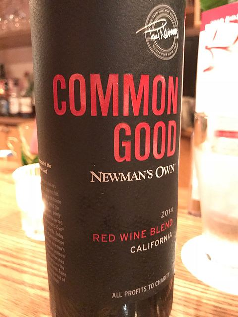 Newman's Own Common Good Red Wine Blend