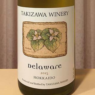 Takizawa Winery Delaware
