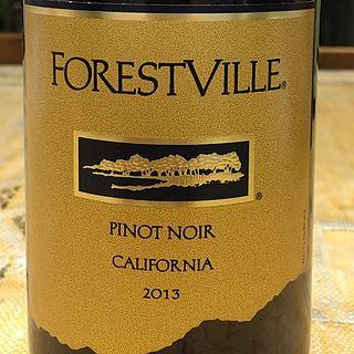 Forest Ville Pinot Noir(フォレスト・ヴィル ピノ・ノワール)