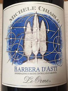 Michele Chiarlo Barbera d'Asti Le Orme(ミケーレ・キャルロ バルベーラ・ダスティ レ・オルメ)