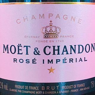 Moët et Chandon Rosé Impérial