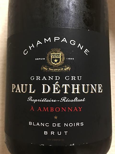 Paul Déthune Blanc de Noirs Brut