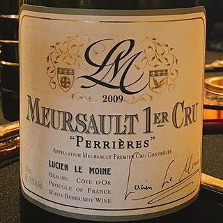 Lucien Le Moine Meursault 1er Cru Les Perrières